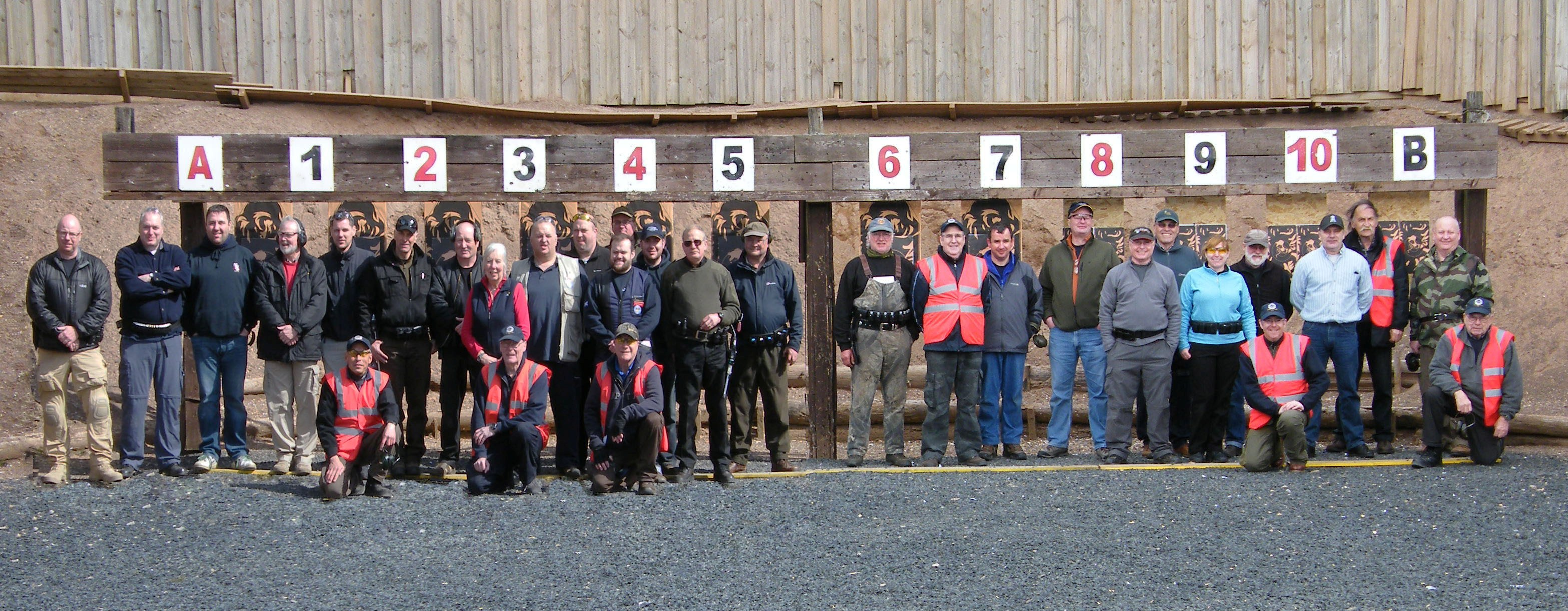 JOINT SERVICES PISTOL CLUB  OPEN COMPETITION: APRIL 2013
